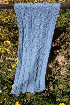 Scarf_cabled